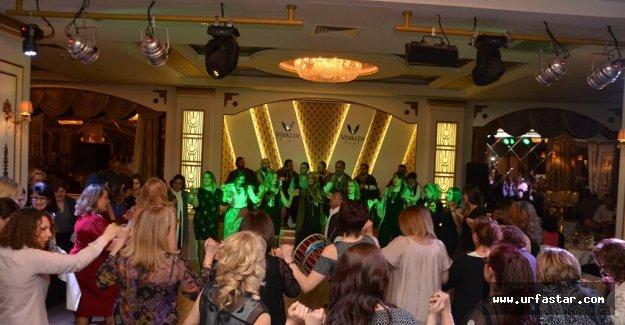 Ankara'da ki Urfalı kadınlar eğlendi...
